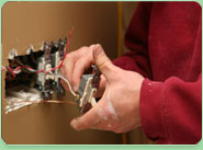 electrical repair Woodford
