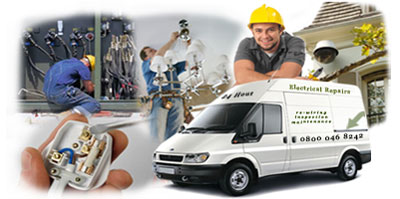 Woodford electricians